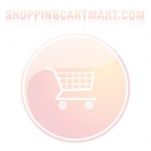 Versatile Grocery Cart-Blue