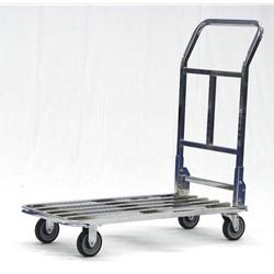 Chrome Flat Cart