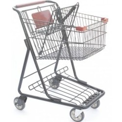 Pharmacy Grocery Cart