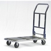 Chrome Flat Cart
